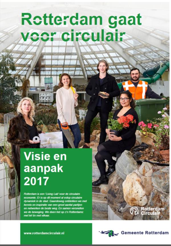 Visie en aanpak Rotterdam Circulair