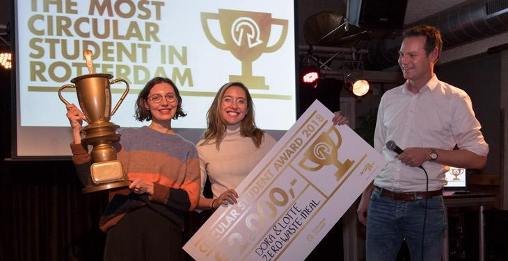 winnaars Circular Student Award 2018